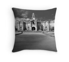 Cartwright Hall Throw Pillow