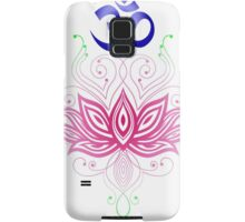 Lotus-Om Samsung Galaxy Case/Skin