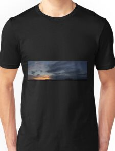 HDR Composite - Fading Sunset Unisex T-Shirt