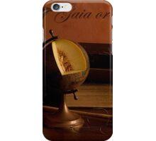 Gaia or Galia iPhone Case/Skin
