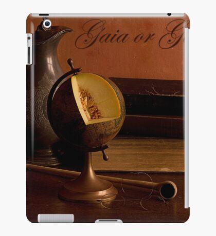 Gaia or Galia iPad Case/Skin