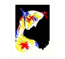 primary disposition Art Print