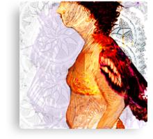 Imprint Canvas Print