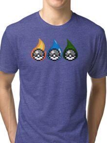 Pokèmon: The choice  Tri-blend T-Shirt