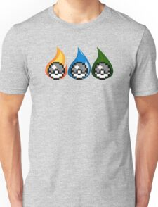 Pokèmon: The choice  Unisex T-Shirt