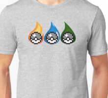 Pokèmon: The choice  Unisex T-Shirt