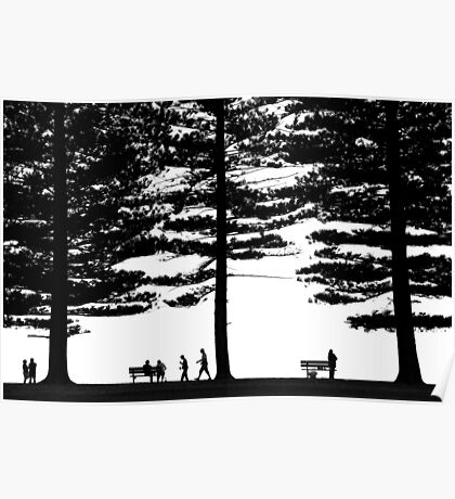 Stories under the trees Poster