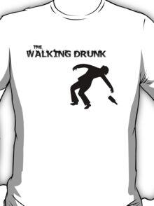 The Walking Drunk Falling T-Shirt