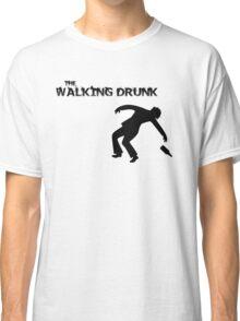 The Walking Drunk Falling Classic T-Shirt