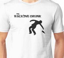 The Walking Drunk Falling Unisex T-Shirt