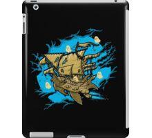 Ghost Spaceship iPad Case/Skin