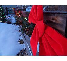 Christmas Charm Photographic Print