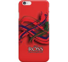 Ross Tartan Twist iPhone Case/Skin