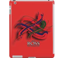 Ross Tartan Twist iPad Case/Skin