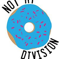 Not My Division by morviarty