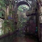 Suzhou China by cometkatt