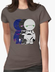 Drift Marvin Womens Fitted T-Shirt