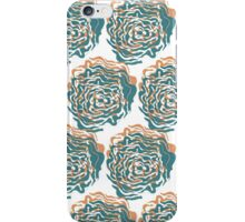 Cabbage Roses iPhone Case/Skin