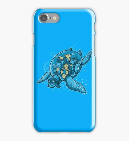 Flying Deep iPhone Case/Skin