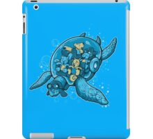 Flying Deep iPad Case/Skin