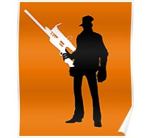 TF2 - Team Fortress 2 Sniper Shirt/Poster  Poster