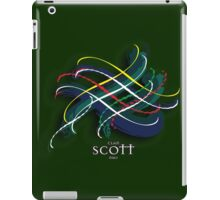 Scott Tartan Twist iPad Case/Skin