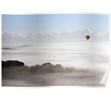 Sea Of Cloud 1 Poster