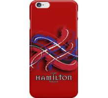 Hamilton Tartan Twist iPhone Case/Skin
