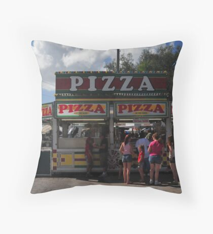The Concession Stand 2 Throw Pillow