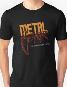 Metal Gear 80's Graphic T-Shirt