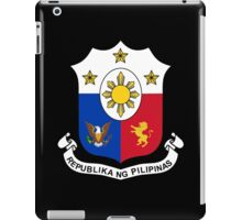 Philippines Shield iPad Case/Skin