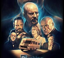 Breaking Bad by Thomtick