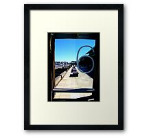 Six degrees Framed Print