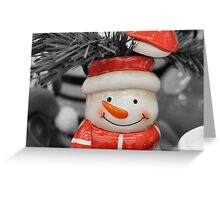 Frosty Pops(sounds like a cereal... ) Greeting Card