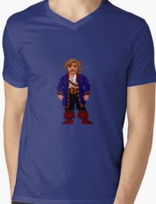 Guybrush Threepwood Mens V-Neck T-Shirt