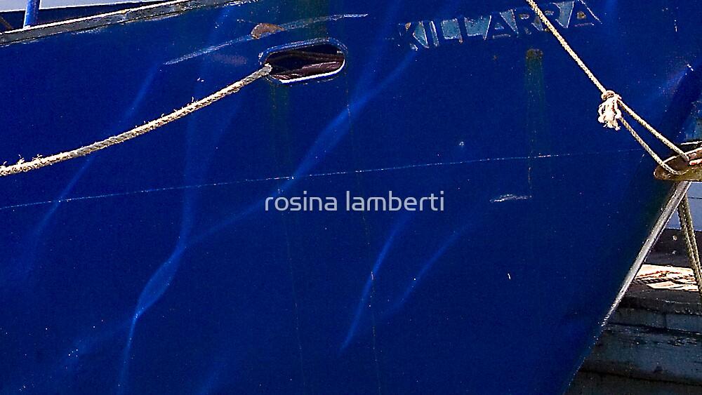 Boat's eye by Rosina  Lamberti