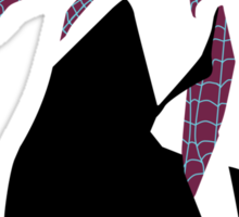 spider-gwen Sticker