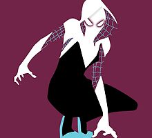spider-gwen by OnyxMayMay