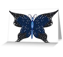 Fantasy butterfly 4 Greeting Card