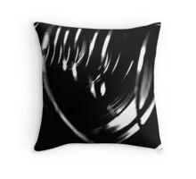 """Echoes...."" Throw Pillow"