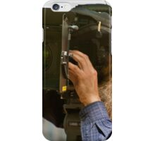 The Cameraman iPhone Case/Skin