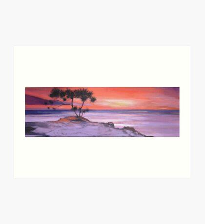 'Serenity' Art Print