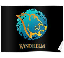 City Seal of Windhelm - The Elder Scrolls Poster