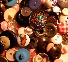 Buttons aplenty by gracelouise