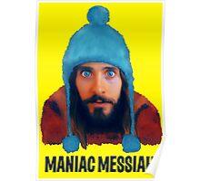Maniac Messiah  Poster