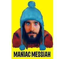 Maniac Messiah  Photographic Print