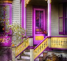 A bit of victorian charm by Mike  Savad