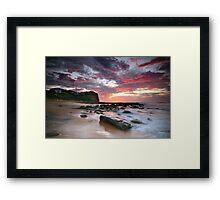 Copa Dawn Framed Print
