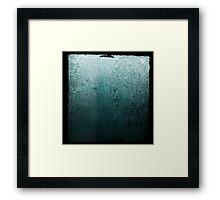HDR Composite - Full Window Frost 1 Framed Print