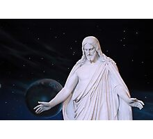 The Christus Photographic Print